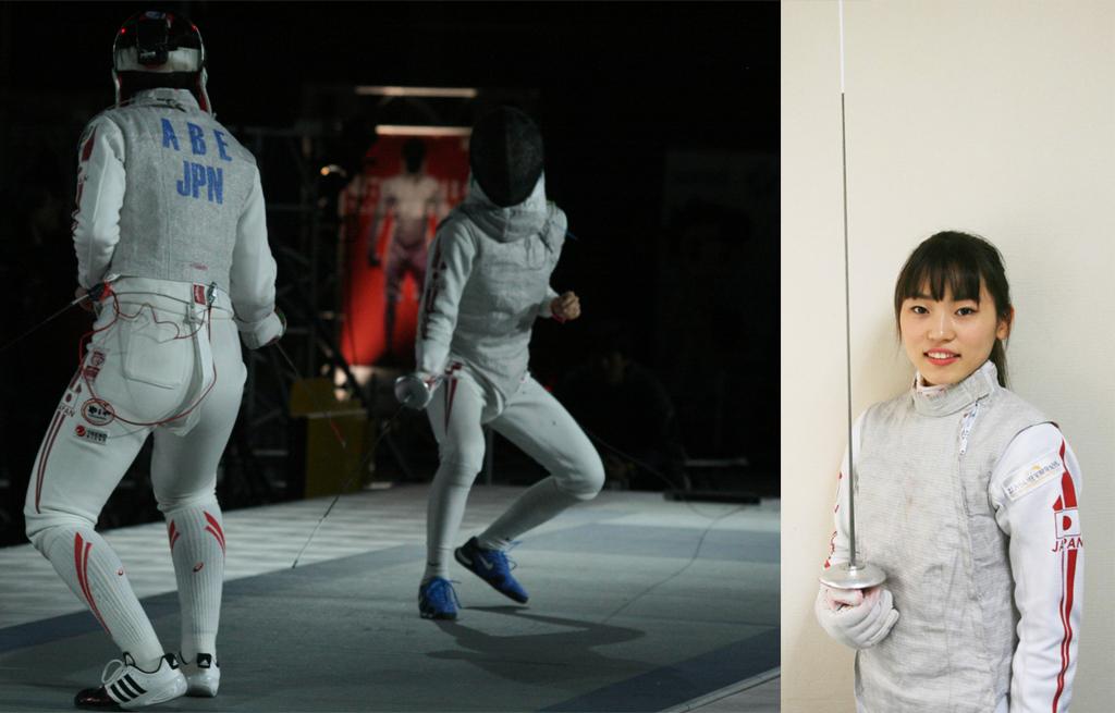 【東晟良】フェンシング日本代表 東晟良(あずま せら)選手とスポンサー契約を締結しました
