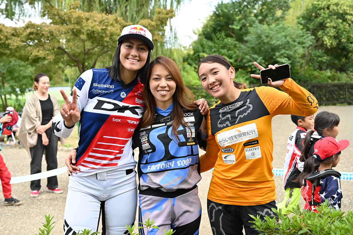 【朝比奈綾香】第37回(2020)全日本選手権自転車競技大会BMXレースに出場します