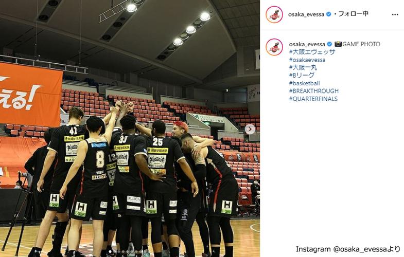 【大阪エヴェッサ】2020-21シーズンCS初進出の結果で終了しました